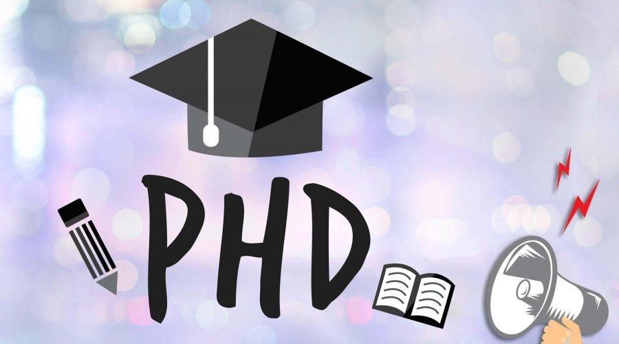 PhD Doctor of Philosophy Graduation