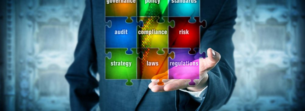 Corporate governance risk management and compliance.
