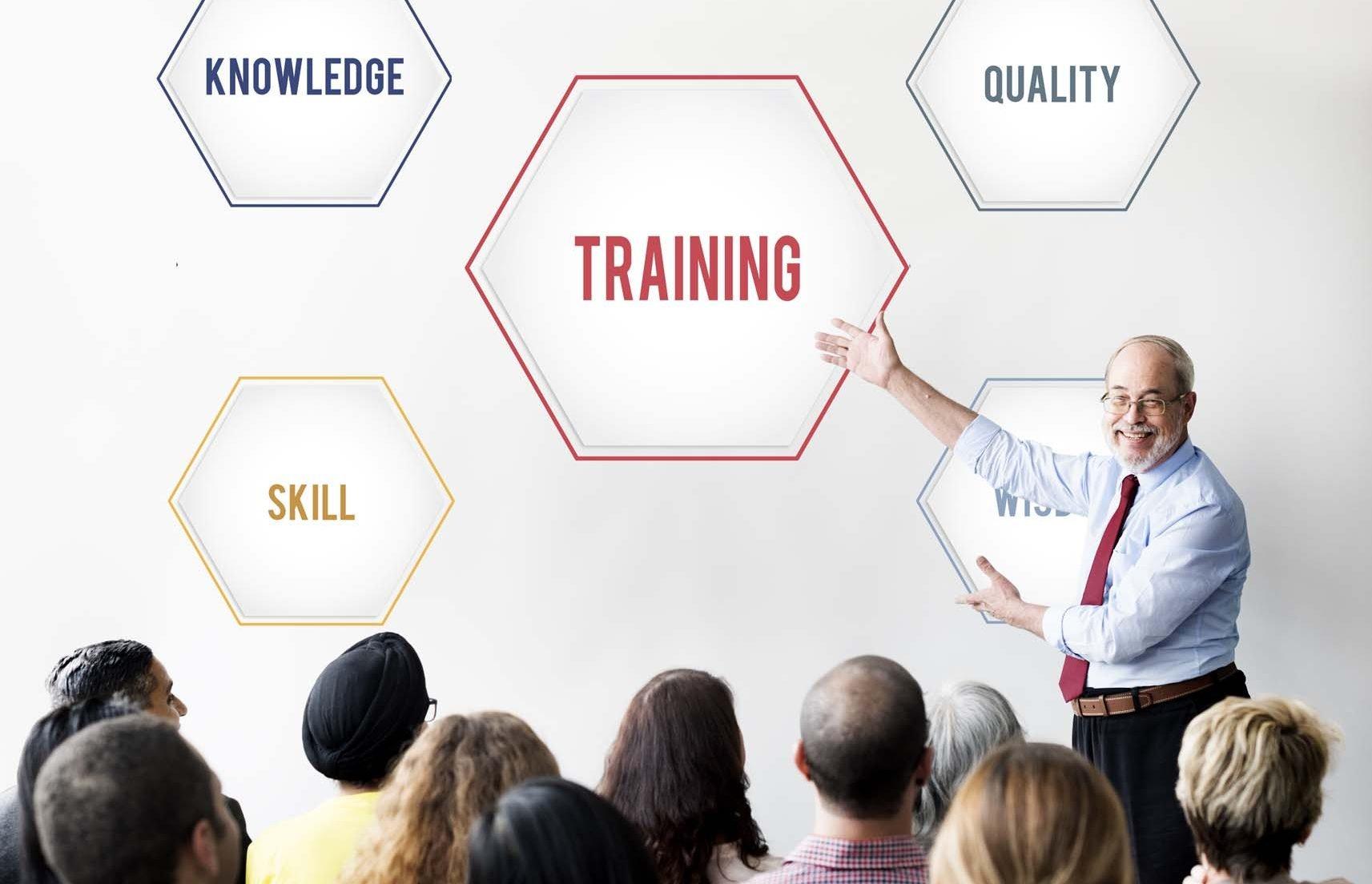 Training and Development Class event