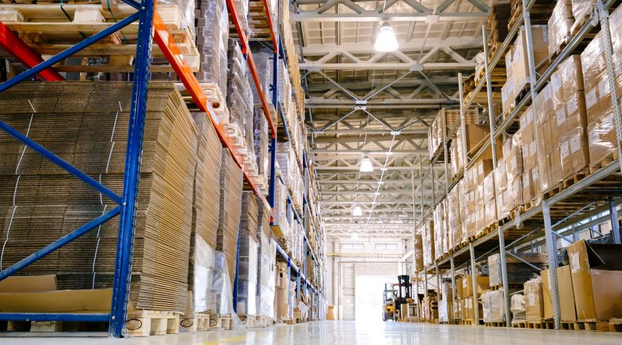 Warehouse logistics